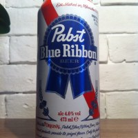 Pabst Blue Ribbon Пабст Блю Риббон (США)