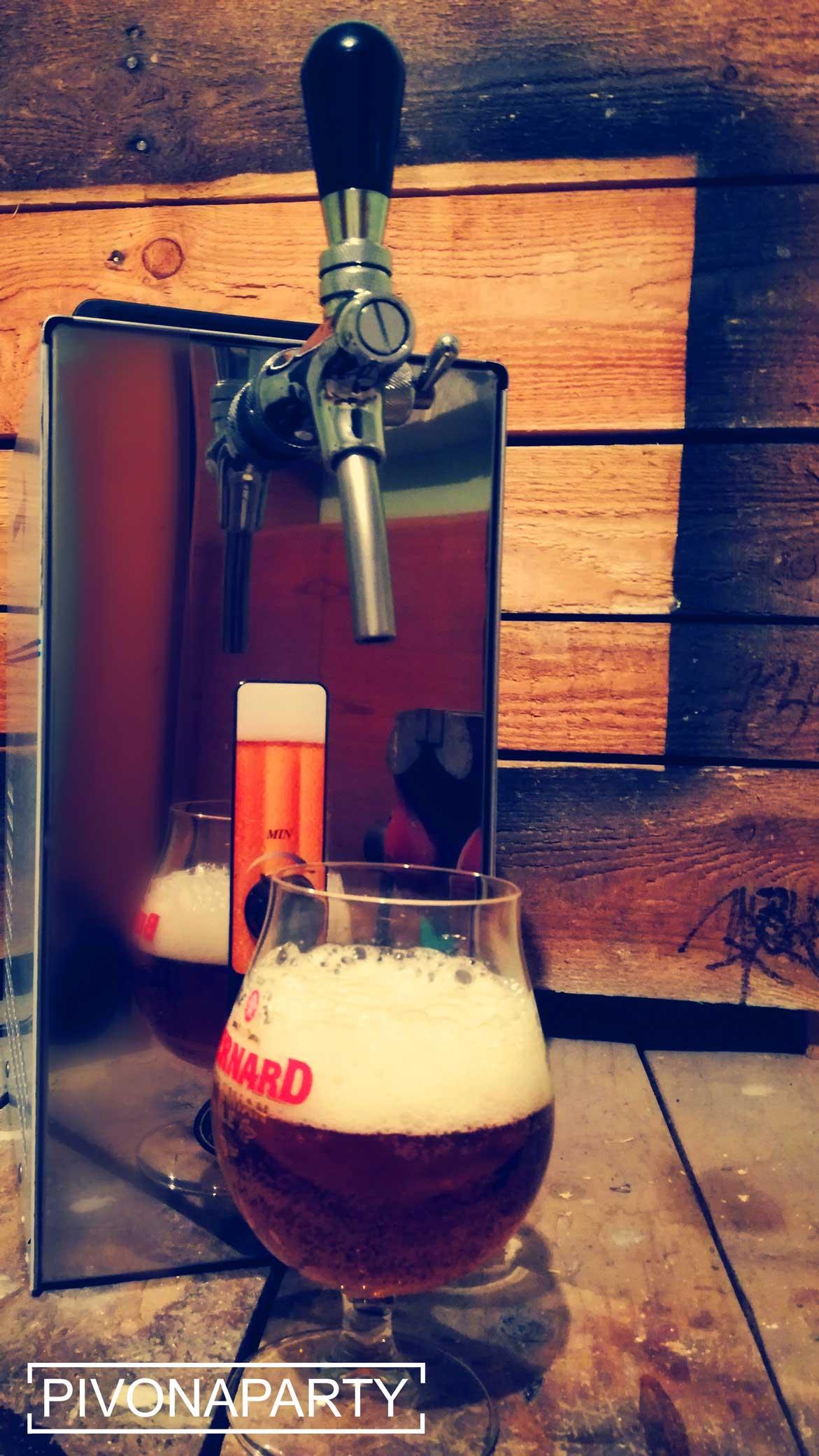 prenosna pipa na pivo