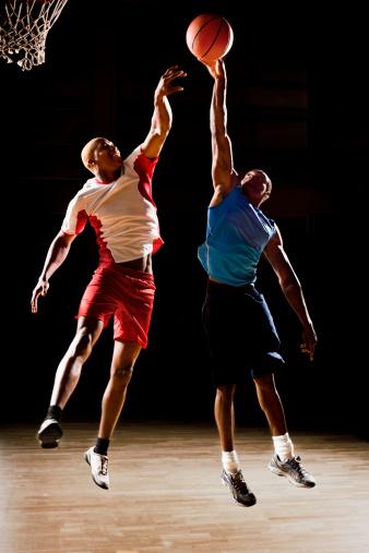 Teknik Bermain Bola Basket : teknik, bermain, basket, Teknik, Dasar, Permainan, Basket, Beserta, Gambarnya, Ainun12blog