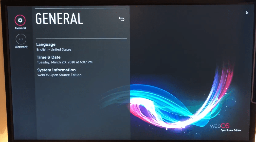 A Quick Tour of webOS OSE on the Raspberry Pi | pivotCE