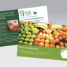 Postcard for Boulder County Housing & Human Services Food Assistance Campaign