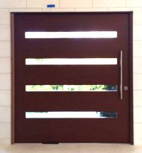 stainless steel pivot doors | Pivot Door Inc