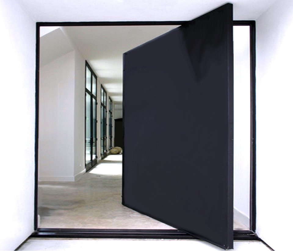 Architectural Pivot Door