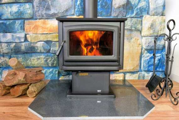 pacific energy wood heater