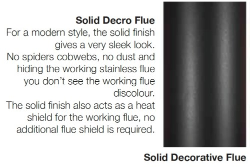 solid decor mesh for wood heater