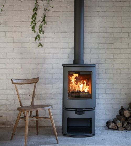 small to medium size wood heaters