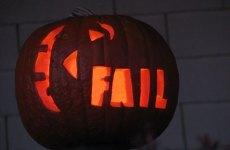 Fail pumpkin is fail