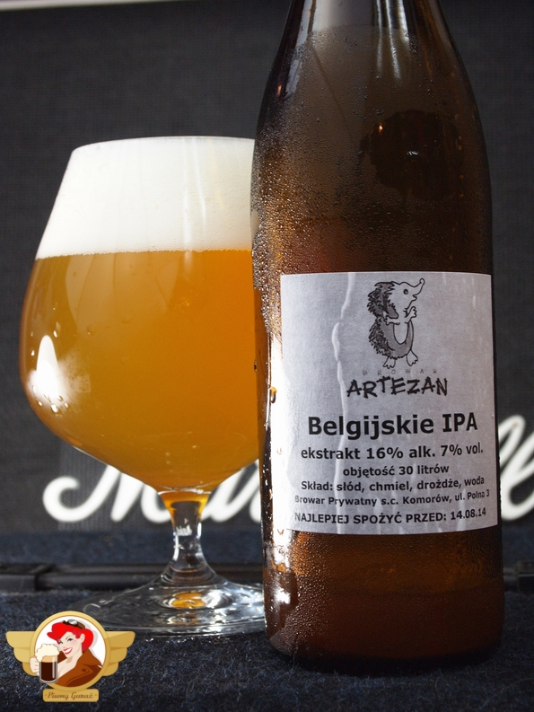 Belgian IPA
