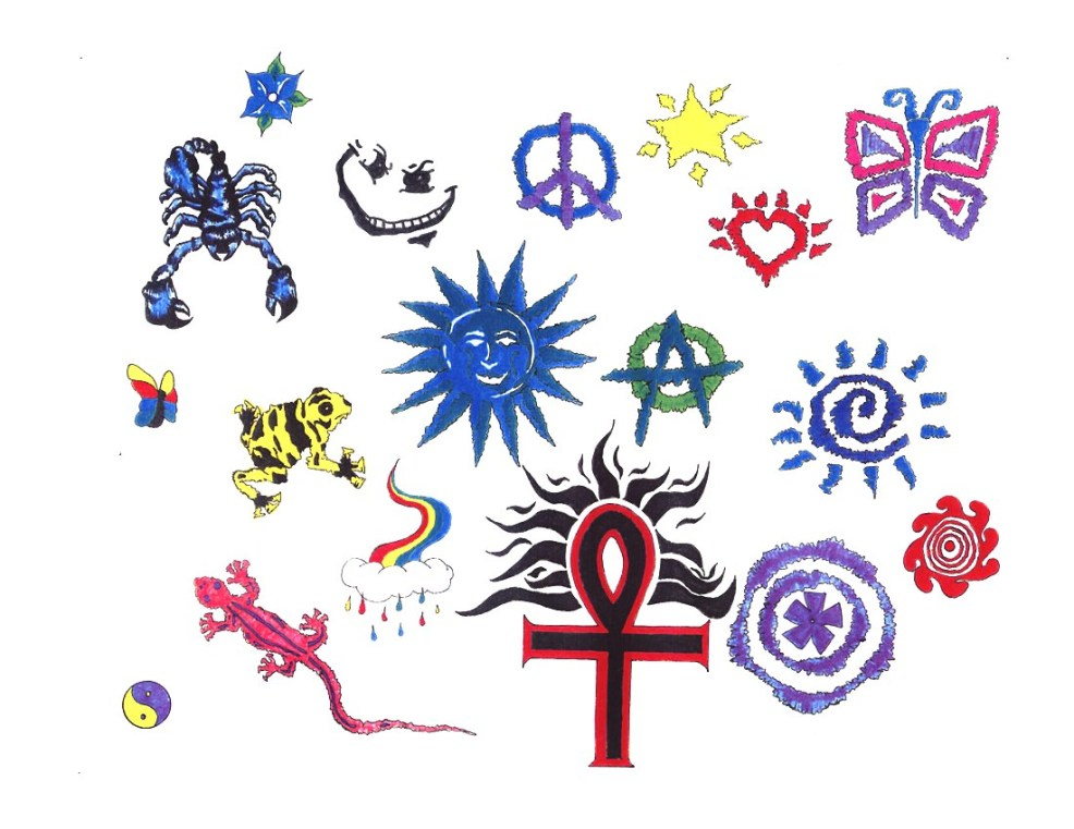 детские тату 100 фото идей и эскизов для девочек и мальчиков