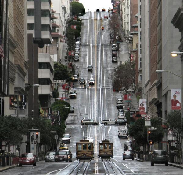 Nob Hill San Francisco California