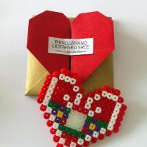 maxi magnet i pripadajuća origami kutijica