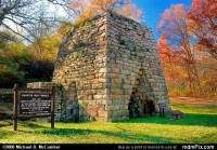 Wharton Iron Furnace Picture 005 - October 29, 2007 from ...