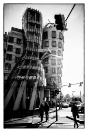 The Dancing House - Fred and Ginger - Prague
