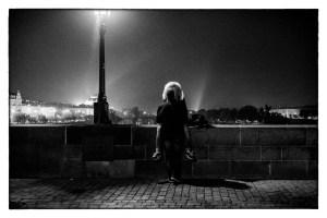Night on Charles Bridge, Prague