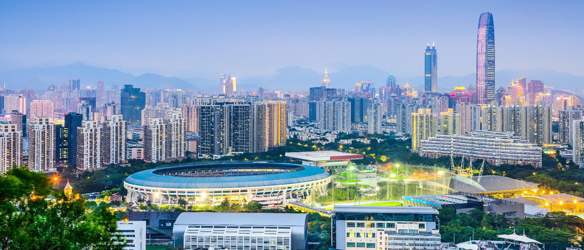 在中國,隨時隨地出發, 深圳 的酒店訂房選擇共1641家