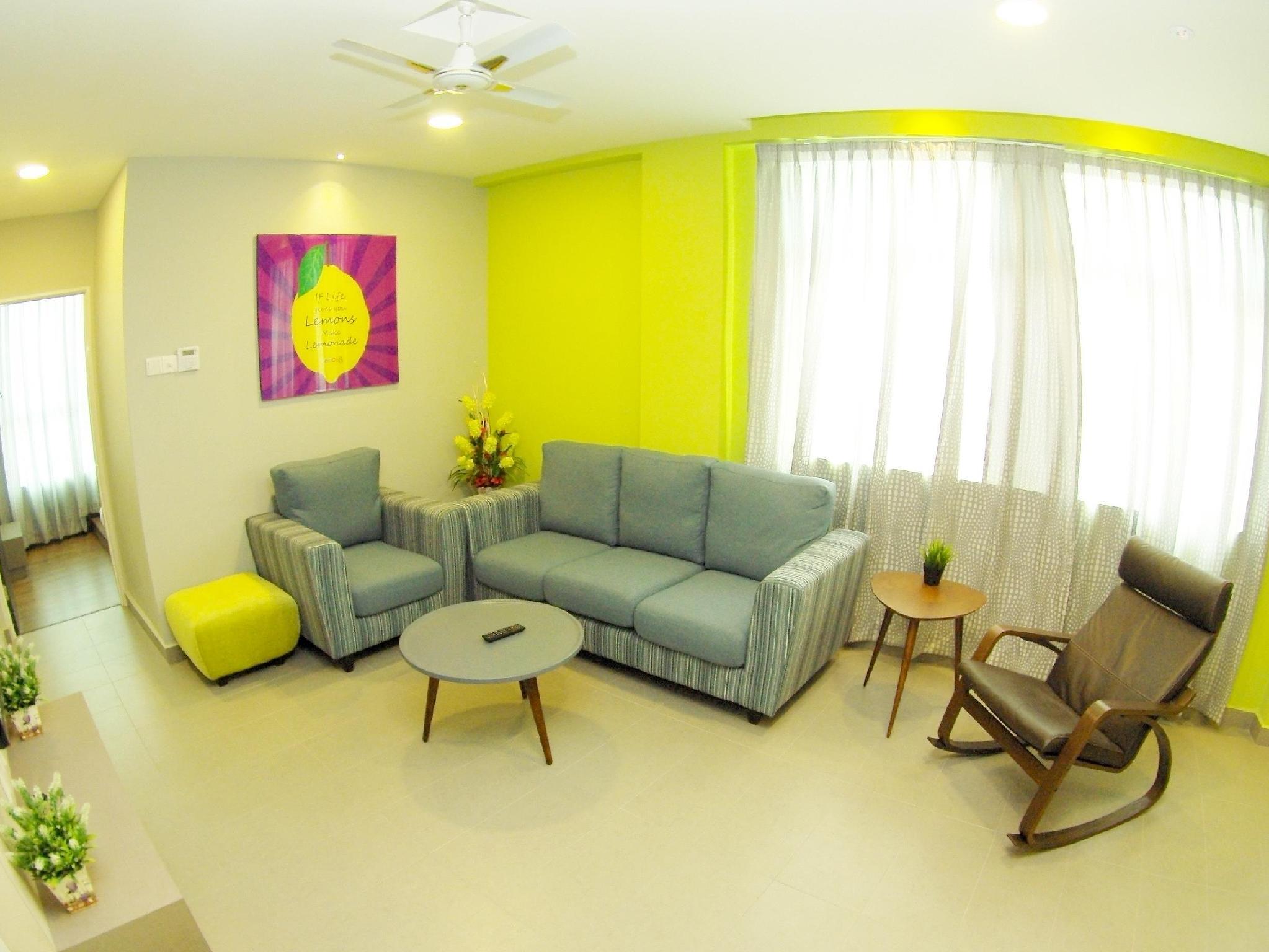 Lemon 8 Hotel Apartment Malacca Promo Harga Terbaik