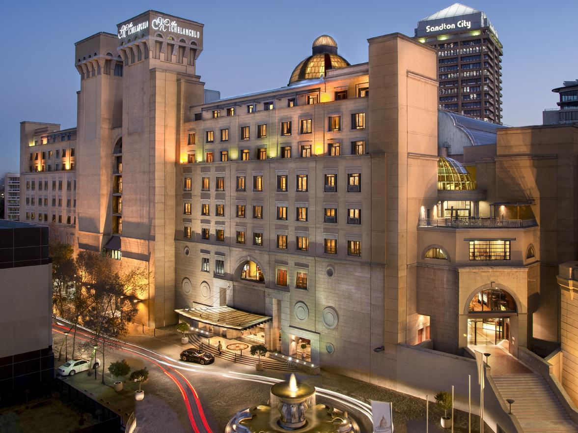 Book Michelangelo Hotel Johannesburg South Africa