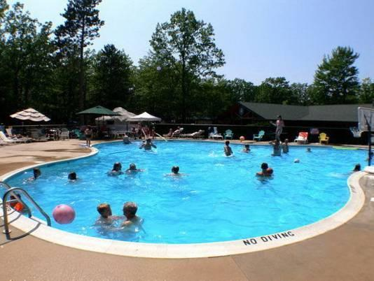 Timber Ridge Rv And Recreation Resort Traverse City Mi