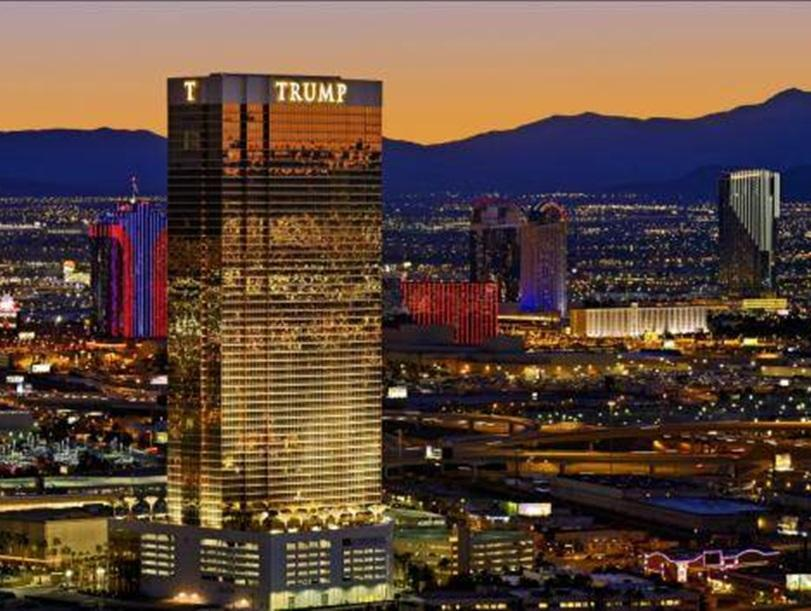 Trump International Hotel Las Vegas In