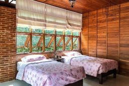 40平方米2臥室別墅 (南邦市中心) - 有1間私人浴室 Tha Ma-O Bouteak Homestay
