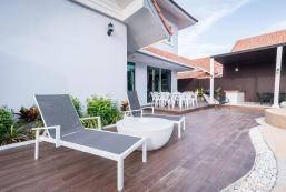 350平方米3臥室別墅 (華欣市中心) - 有3間私人浴室 Baan Kiang Lay Phu View Hua Hin Pool Villa