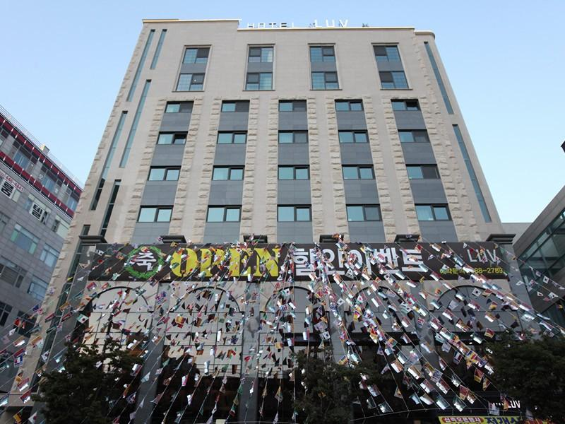 Business Design Hotel Luv Incheon South Korea