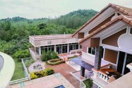 500平方米6臥室別墅 (願拼) - 有4間私人浴室 Mountain Pool Villa Suan Phueng