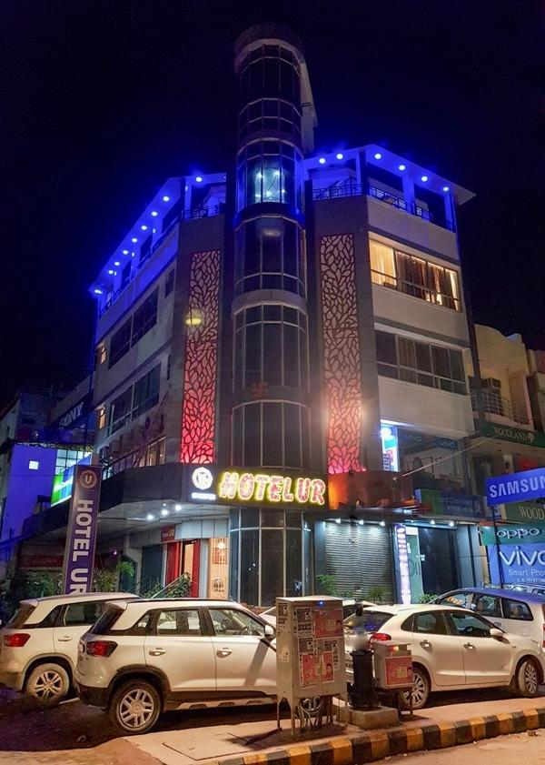 Hotel Ur Allahabad India Great Discounted Rates