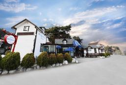 江陵市鏡浦藍色海洋高級旅館 Gangneung gyeongpo blue ocean pension