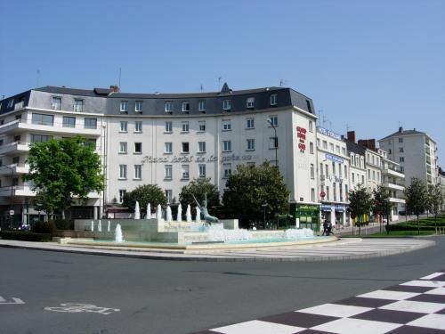 Hotel In Airport Angers France Qxg Saint Laud Sncf Train