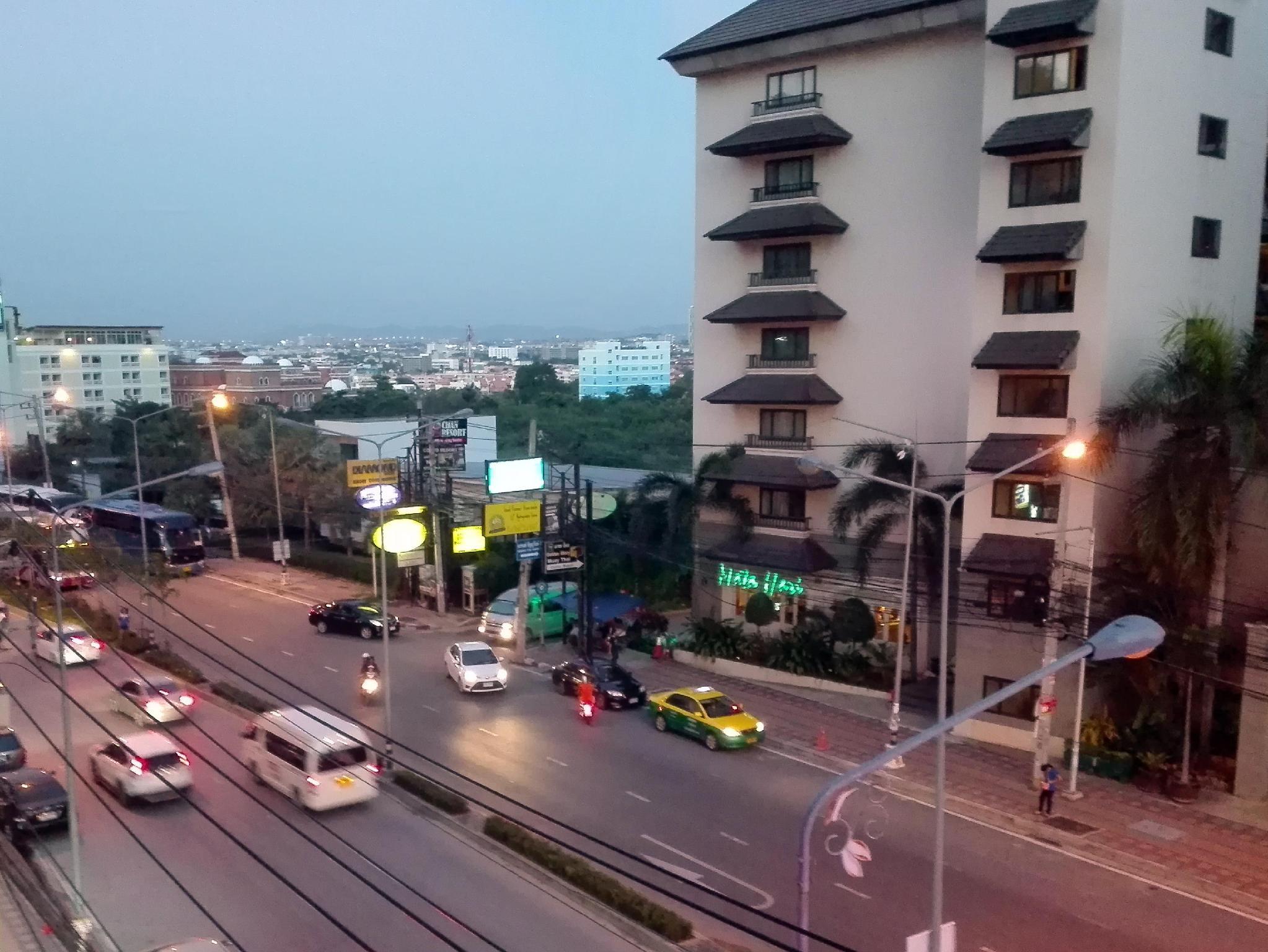 Bobbys Pattaya Hotel Pattaya Thailand