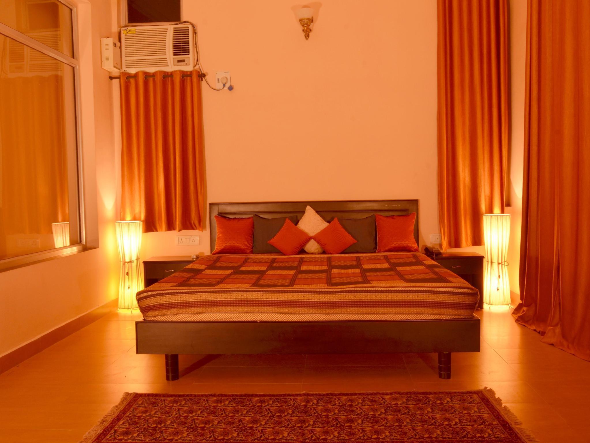 Satya Ashoka Resort Kanha India