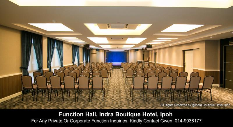 Indra Hotel Boutique Suites Ipoh Malaysia Rates From Usd26