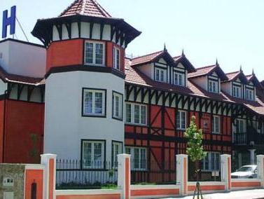 Hotel Torres De Somo Langre Spain Reservations Com