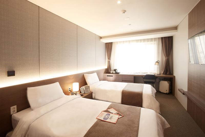 Mstay Hotel Giheung Suwon Si South Korea