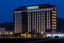 Hotel Route Inn Tsuyama Ekimae Hotel Route Inn Tsuyama Ekimae