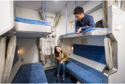 北斗星火車旅館 Train Hostel HOKUTOSEI