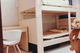 4平方米1臥室獨立屋 (花蓮市) - 有0間私人浴室 G原木上下舖