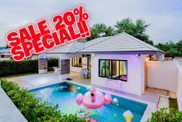 320平方米3臥室別墅 (新壘發) - 有2間私人浴室 Party House* Private Pool-Slider-Karaoke-Snooker