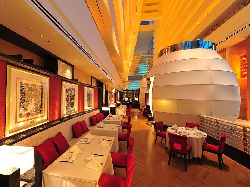 Marina Bay Sands Singapore - Jin Shan Lou