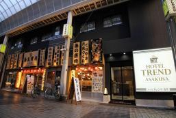 淺草流行酒店 Hotel Trend Asakusa