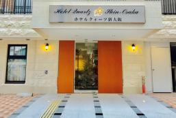 新大阪石英酒店 Hotel Quartz Shin-Osaka