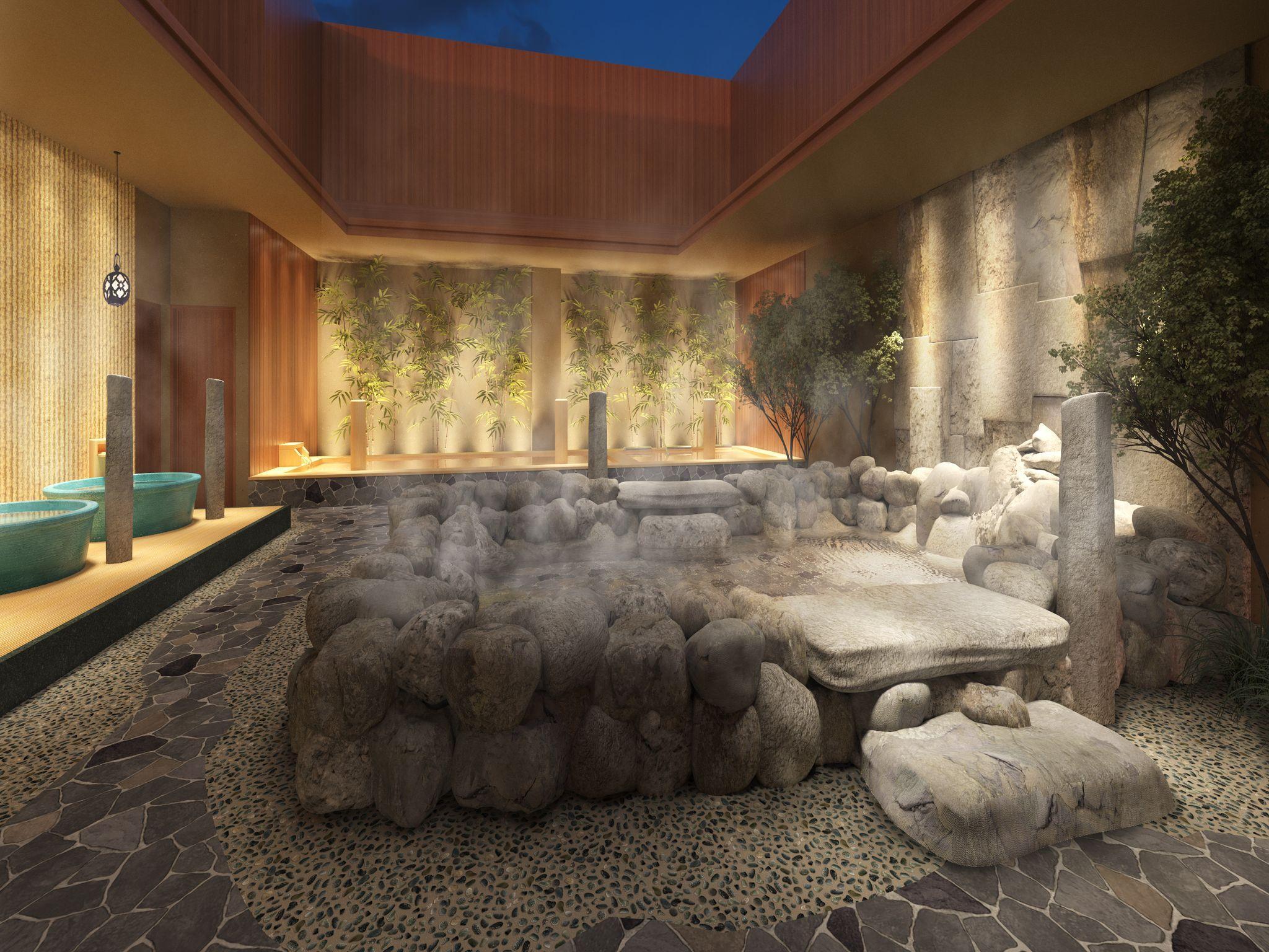 Dormy Inn Express Sendai Seaside Hot Springs Sendai
