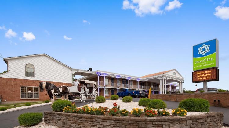 SureStay Hotel by Best Western Bardstown General Nelson