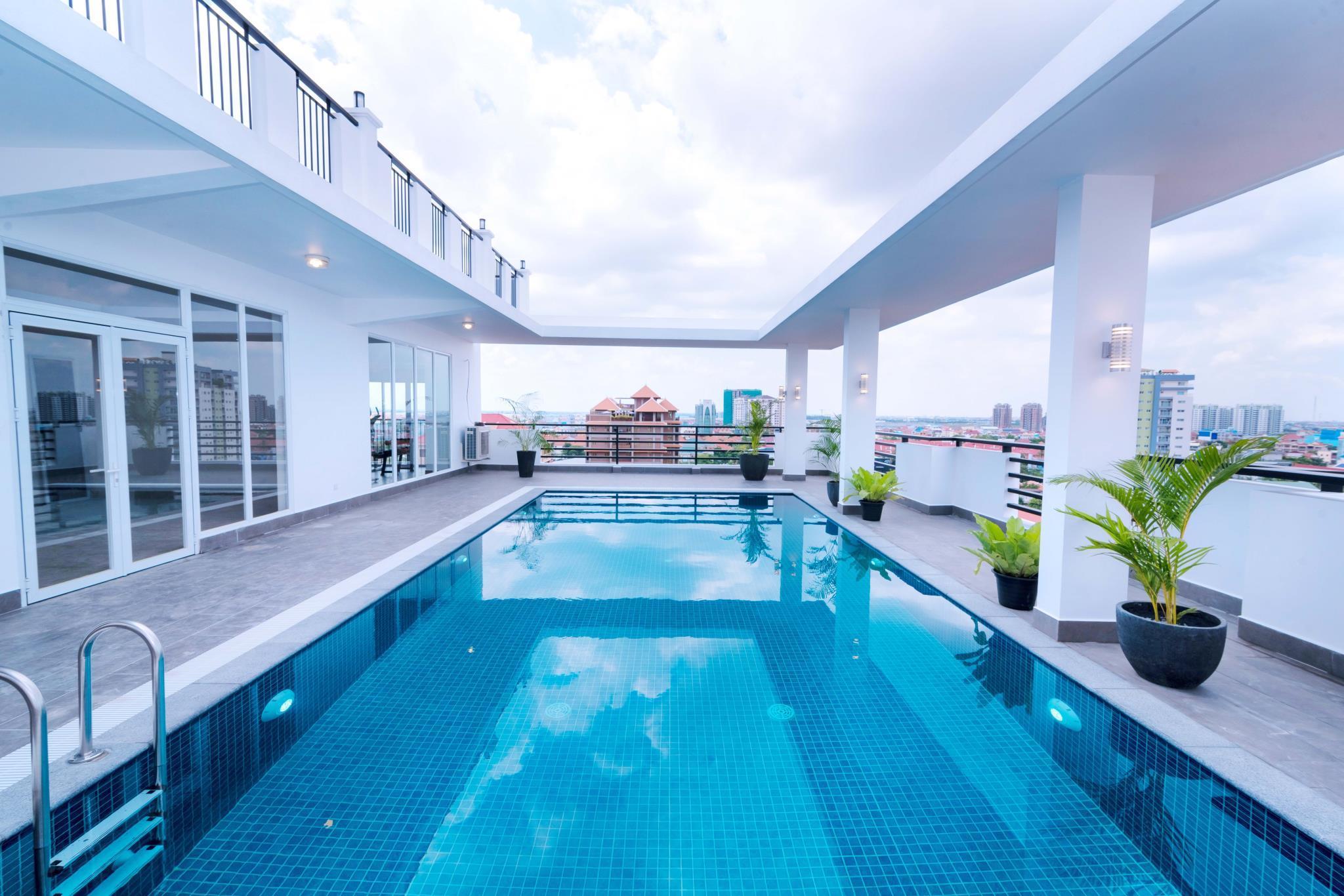 Sun Apartment Phnom Penh Cambodia