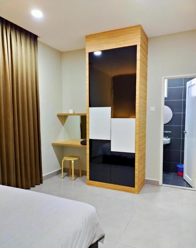 3 Rooms of Apartment at Heart of Brinchang
