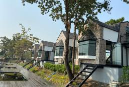 200平方米1臥室別墅 (班莫) - 有1間私人浴室 Baan Ta Phai - Lake view P11