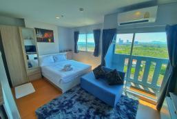 26平方米1臥室公寓 (七岩) - 有1間私人浴室 Lumpini seaview cha-am ลุมพินี ซีวิว ชะอำ