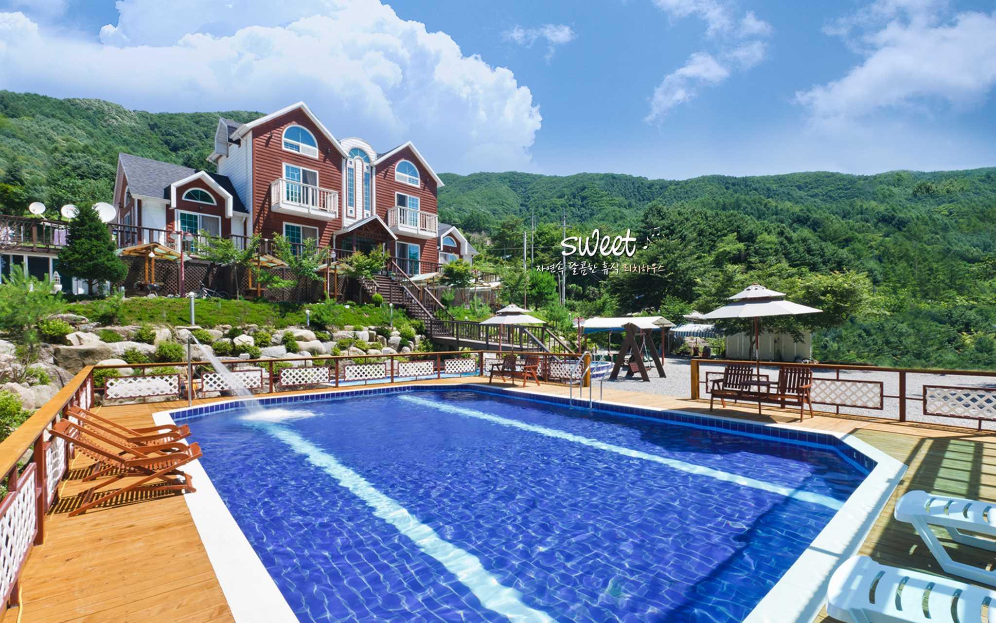 Rich House Gold Gapyeong Gun South Korea