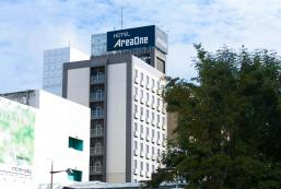 AreaOne酒店 - 岡山 Hotel Areaone Okayama